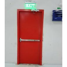 Pintu Besi ( Tunggal ) Pintu Kuat Pintu Kualitas Terbaik