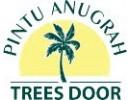 Trees Door
