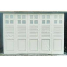 Pintu besi garasi Trees Door type TD004