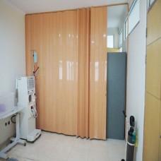 Pintu lipat PVC Onna