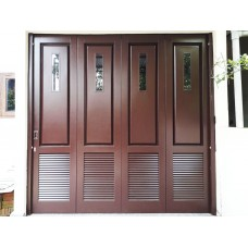 Pintu garasi Trees Door type Custom